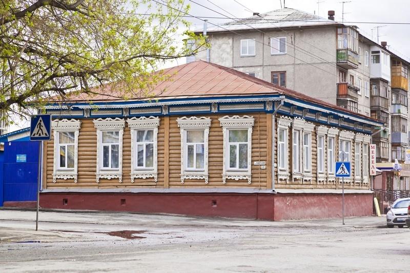 Жилой дом Г.П. Шубского, ул. Советская, 22