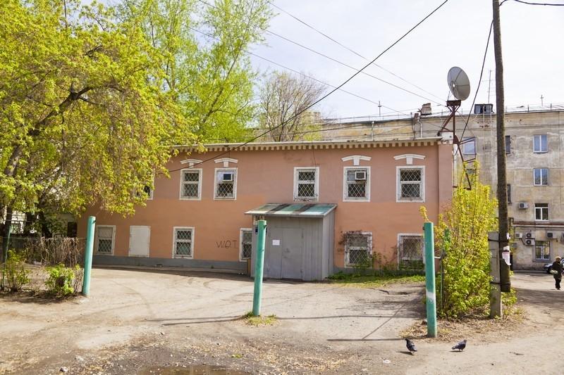 Здания конфетной фабрики Е.А. Пономарёвой, ул. Пушкина, 114, 114к1, 116