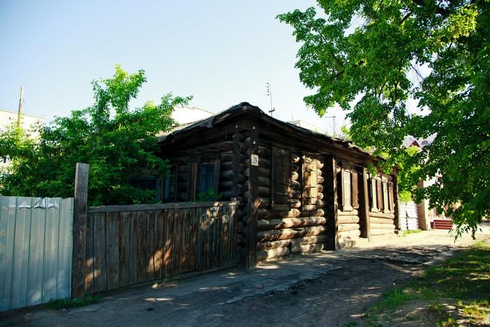 Жилой дом купца П.А. Багашева, ул.Куйбышева, 23