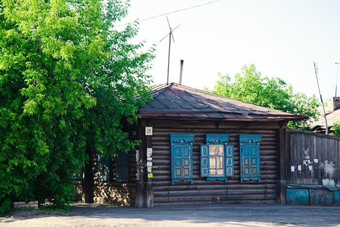 Жилой дом К.С.Горшковой, ул.Куйбышева, 24