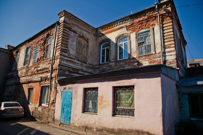 Жилой дом Е.И.Корниловой