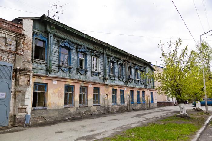 Жилой дом мещанина М.А.Головизнина (снесён), ул.Советская, 96