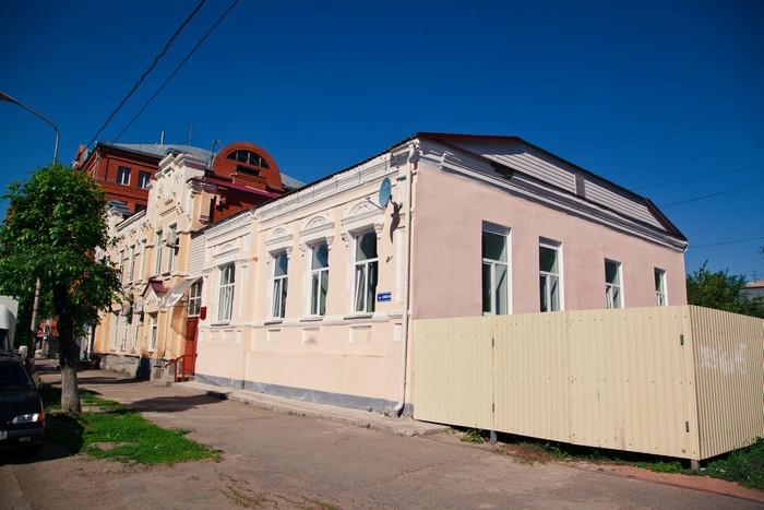 Магазин А.Г.Галеева, ул.Советская, 107