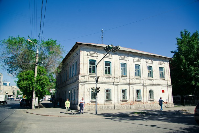 Жилой дом Козловых, ул.Советская, 129