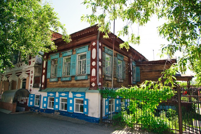 Флигель А.В.Калининой, ул.Советская, 140а