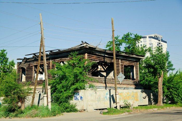 Жилой дом Ф.К.Ухова, ул. Климова, 23