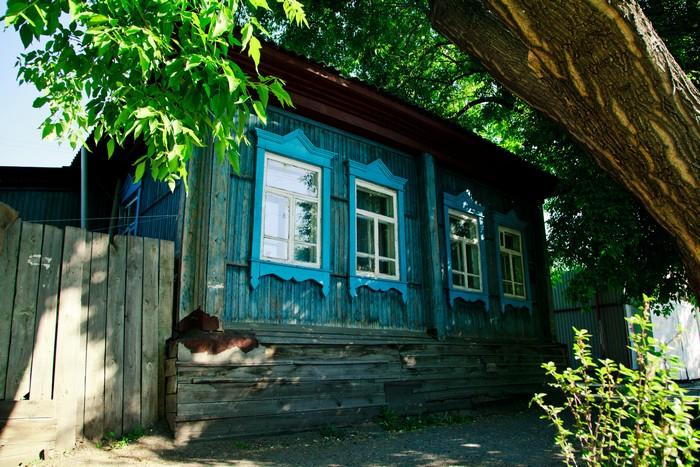 Дом причта Богородице-Рождественского собора, ул.Климова, 33