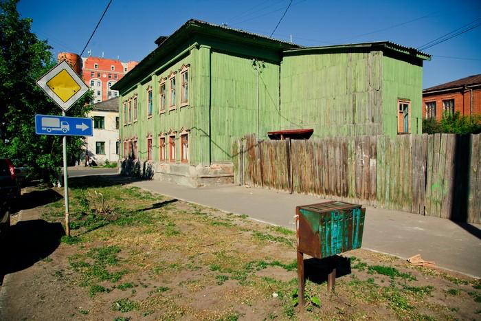 Никольское детское убежище, ул.Климова, 59