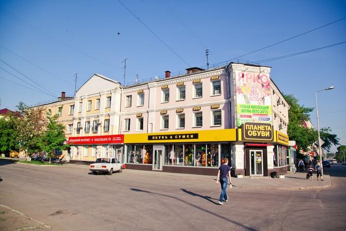 Торговые бани П.Д. Соснина,  ул.Пушкина, 167