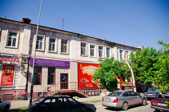 Здание кинотеатра «Модерн», ул.Пичугина, 15