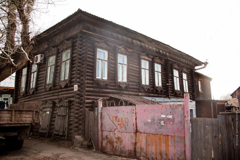 Жилой дом купца Ф.Т.Игнатьева, ул.Климова, 36