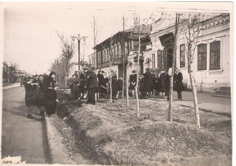 Жилой дом К.С.Земянского, ул.Куйбышева, 42