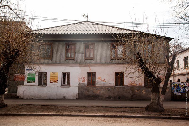 Жилой дом семьи Васильевых, ул. Советская, 102