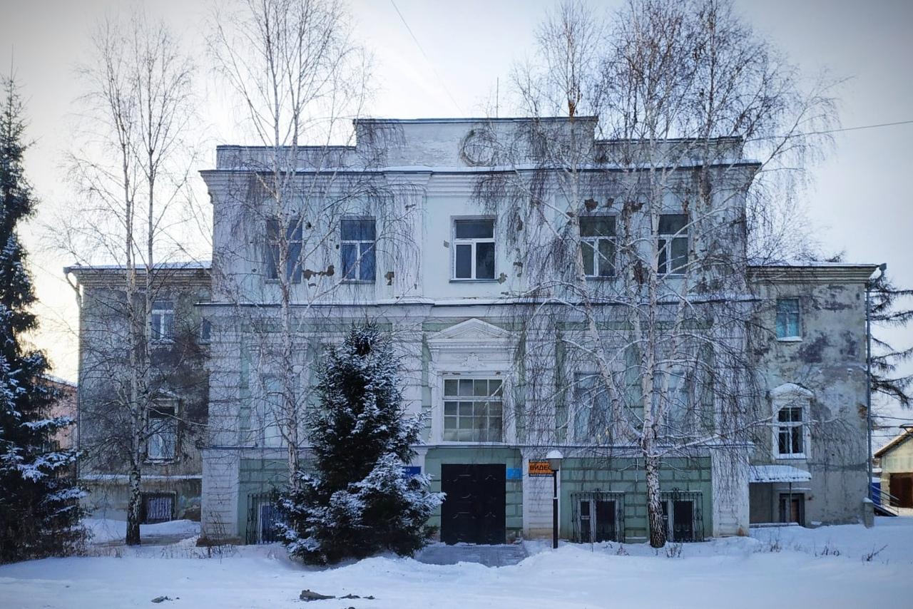 Дом на заимке купца А.Е.Папулова, ул.Куйбышева, 144, строение 1