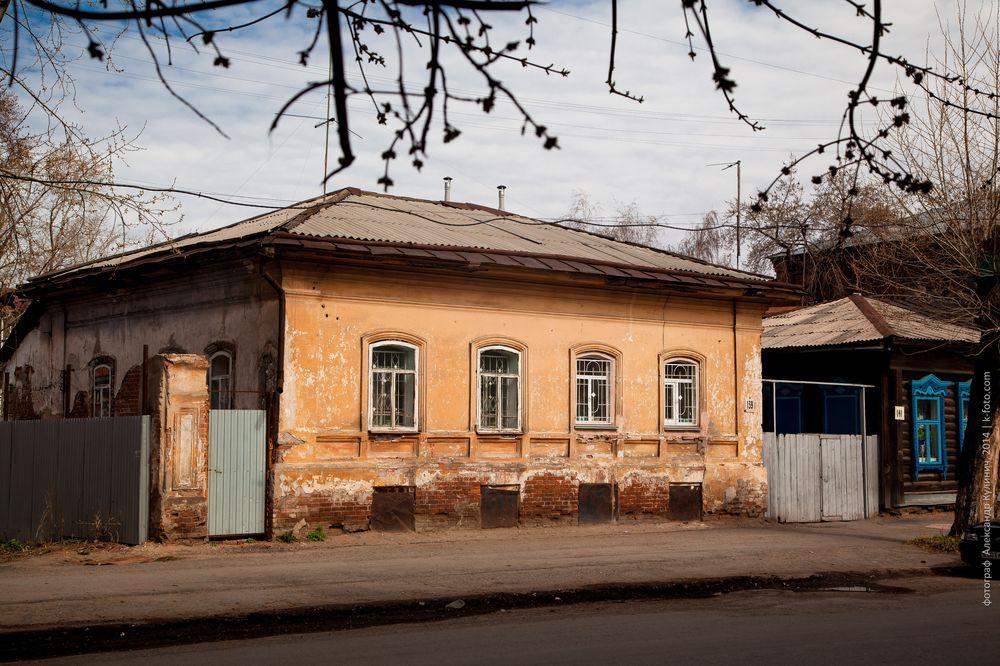 Жилой дом мещанки Натальи Дмитриевны Саламатовой, ул. Советская, д. 139
