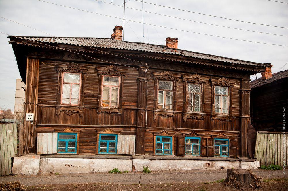 Жилой дом между усадьбами Ипокренского и Букина, ул. Климова, д. 27