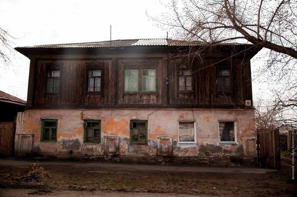 Жилой дом Ефима Степанович Конташева, ул. Климова, д. 44