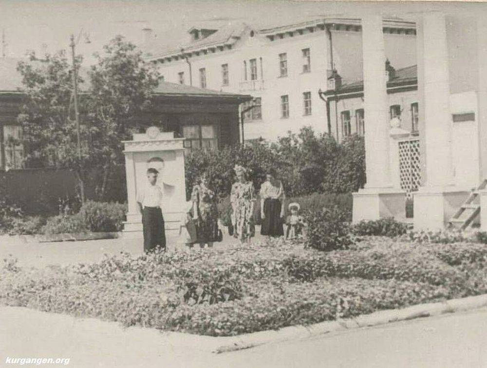 Курганский городской сад