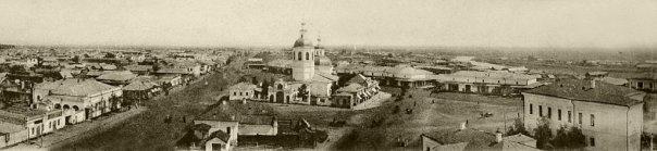 Культурное наследие города Кургана: История города Кургана